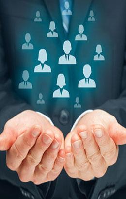 برنامج ادارة العملاء